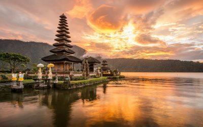 Actief bezig zijn op Bali