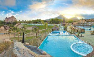 Magic Natura Animal, Waterpark & Polynesian Lodge-min